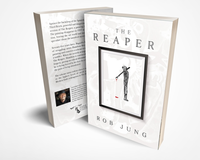 Reaper final cover mock-up